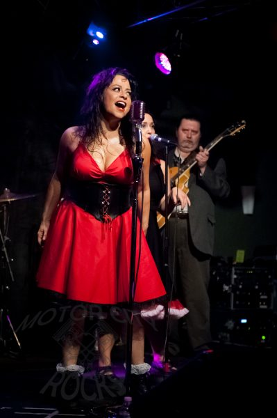 Rio and the Rockabilly Revival, Callahan's Music Hall, October 19 2013