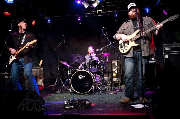 P-A-U-L Lamb and the Detroit Breakdown, Callahan's Music Hall,  October 25 2013