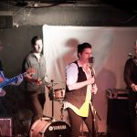 The Motor Inns, The Berkley Front April 5, 2014