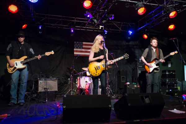 Joanne Shaw Taylor WSG Mike Leslie, May 3, 2014