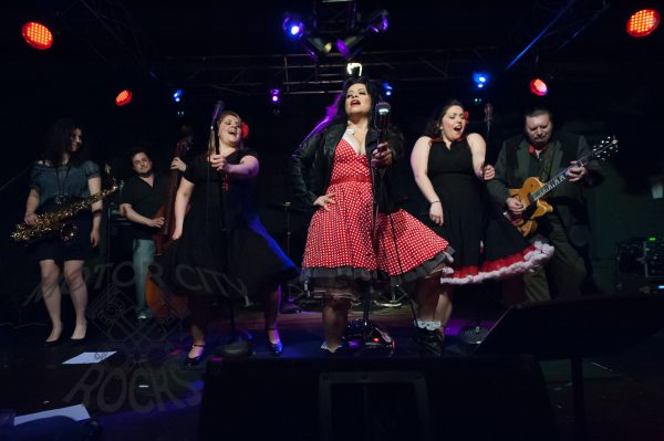 Rio and the Rockabilly Revival Callahan's Music Hall, February 22 2014