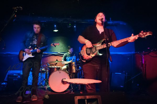 Mike Leslie Band, Blind Pig in Ann Arbor, May 28, 2014