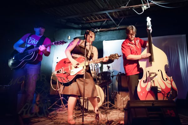 Jane Rose and the Deadend Boys, The Berkley Front April 5, 2014