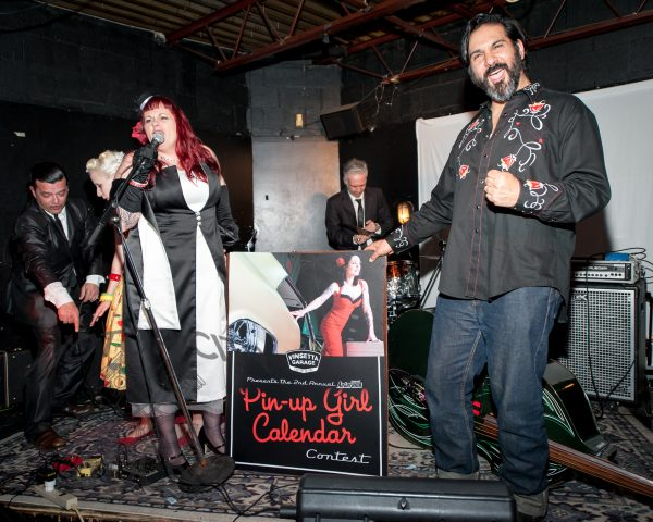 Rockabilly Deluxe Magazine Bash at The Berkley Front April 5, 2014