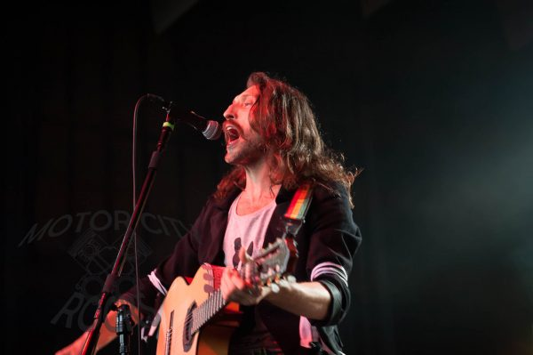 Gogol Bordello June 11, 2015 Meadowbrook Music Festival | Photo by Gary McFarland