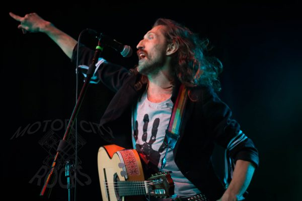 Gogol Bordello June 11, 2015 Meadowbrook Music Festival   Photo by Gary McFarland