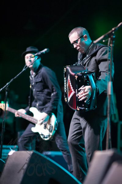 Flogging Molly June 11, 2015 Meadowbrook Music Festival | Photo by Gary McFarland