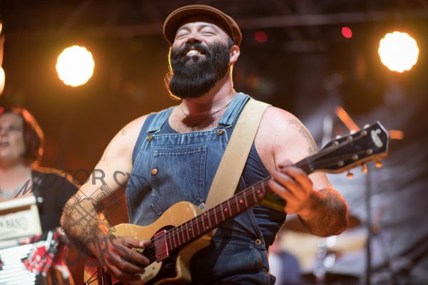 The Reverend Peyton's Big Damn Band, Ferndale DIY Street Fair, September 23, 2017