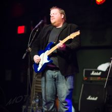 Walter Trout Band with Danny Bryant and Jon Trout @ Callahan's in Auburn Hills, MI | Photo by Gary McFarland