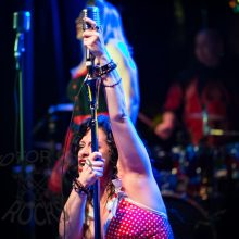 Rio and the Rockabilly Revival, Women Who Rock, Ferndale MI December 13, 2014