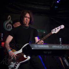 Carolyn Striho Band  Callahan's Music Hall, April 17, 2015   Photo by Gary McFarland