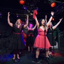 Rio and the Rockabilly Revival April 17, 2015 Testify Album Release   Photo by Gary McFarland