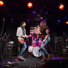 Stereo Jane, January 10, 2015, Callahan's Music Hall, Auburn Hills, MI