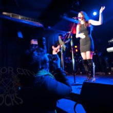 Keri Lynn Roche, Women Who Rock, Ferndale MI December 13, 2014