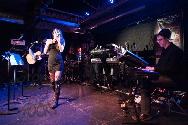 Keri Lynn Roche, Women Who Rock, Ferndale MI December 13, 2014