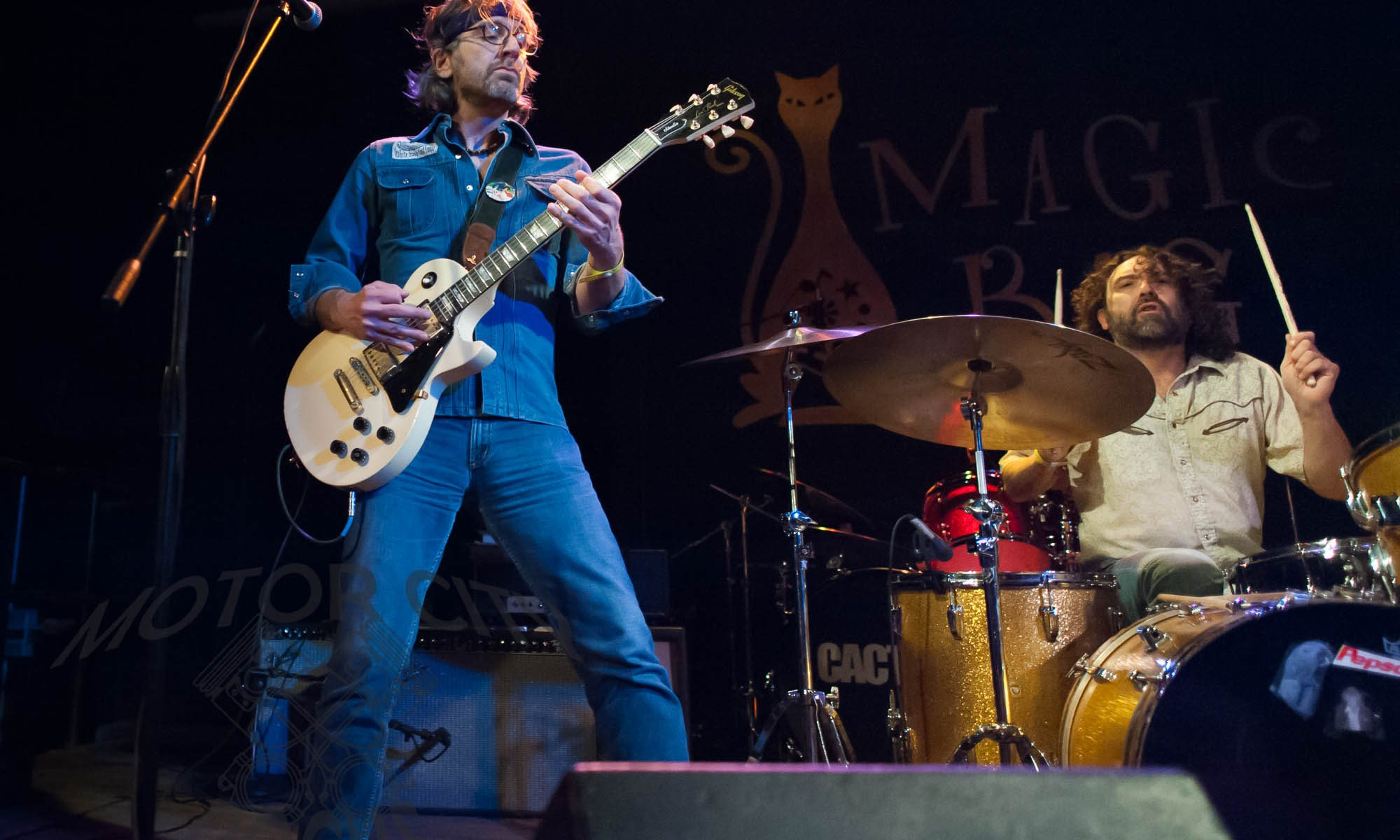 The Muggs at the Magic Bag 2015 | Photo by Gary McFarland