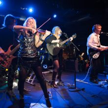 Carolyn Striho Group, Women Who Rock, Ferndale MI December 13, 2014