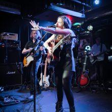 "Maggie Cocco ""Get Me"" CD Release Party, Women Who Rock, Ferndale MI December 13, 2014"