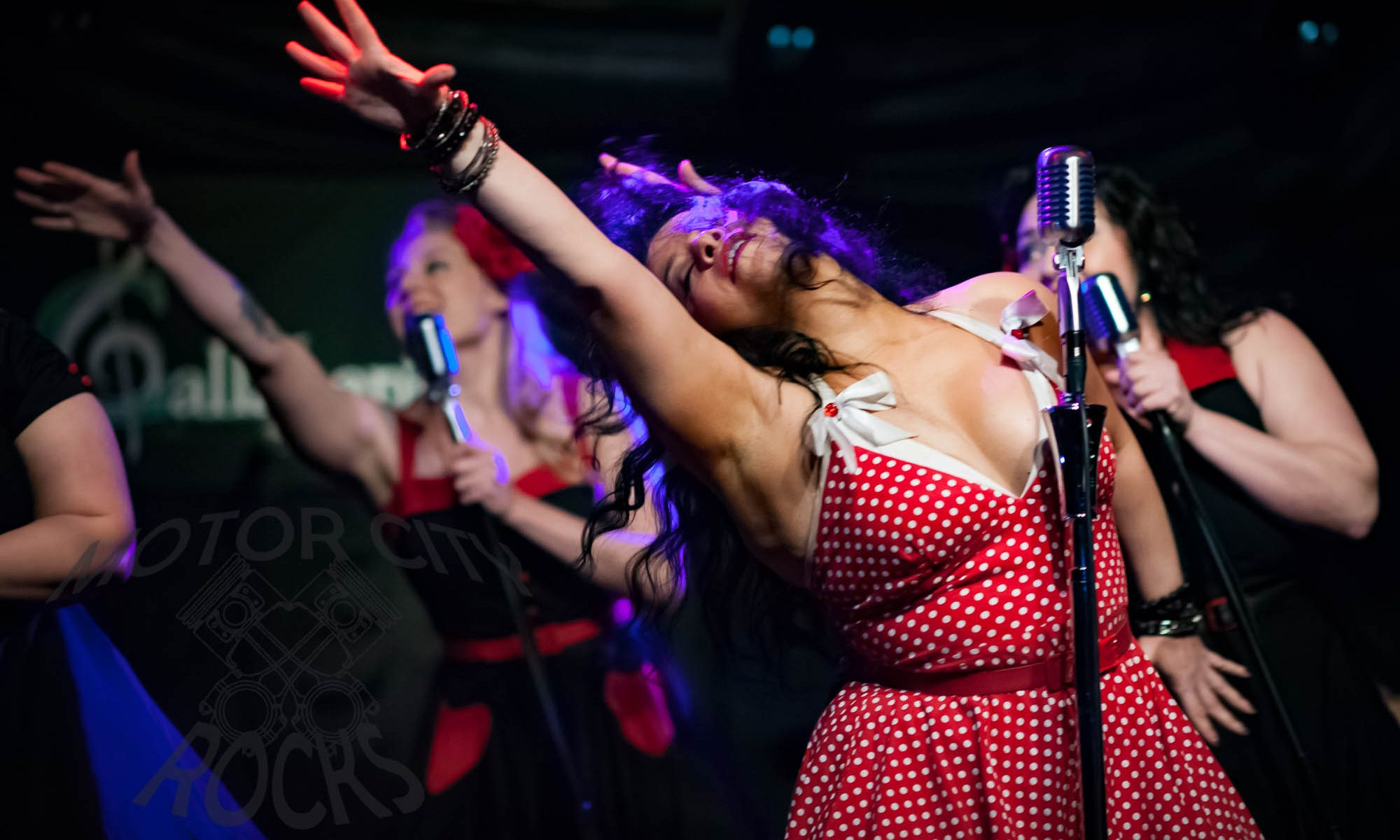 Rio and the Rockabilly Revival April 17, 2015 Testify Album Release | Photo by Gary McFarland