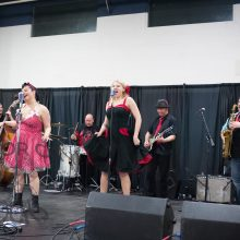 Rio and the Rockabilly Revival, February 27, 2016 Autorama