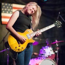 Joanne Shaw Taylor August 28, 2014