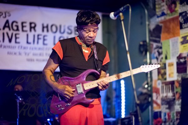 Billy Davis Rhythm Machine PJ's Lagerhouse, Detroit, MI May 6, 2017