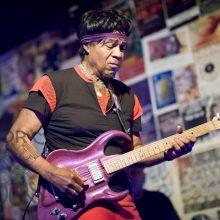 Billy Davis Rhythm MachinePJ's Lagerhouse, Detroit, MIMay 6, 2017