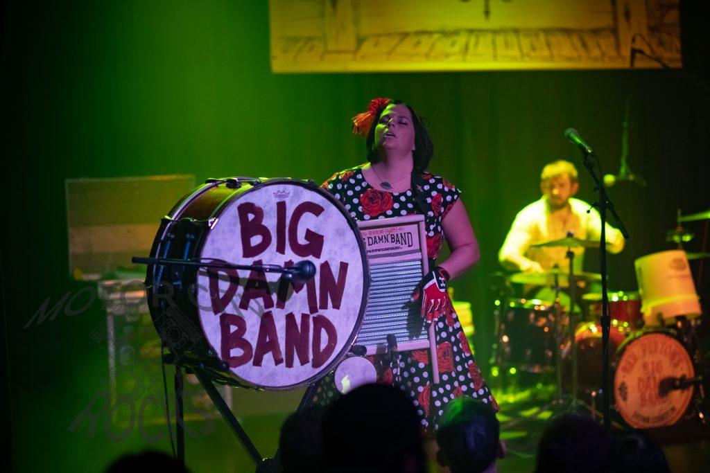 Reverend Peyton's Big Damn Band, Magic Bag, Ferndale, MI April 6 2018