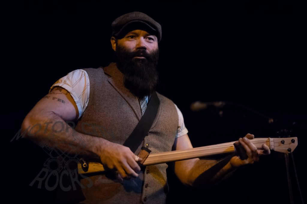 Reverend Peyton's Big Damn Band, Magic Bag, Ferndale, MI April 6 2018