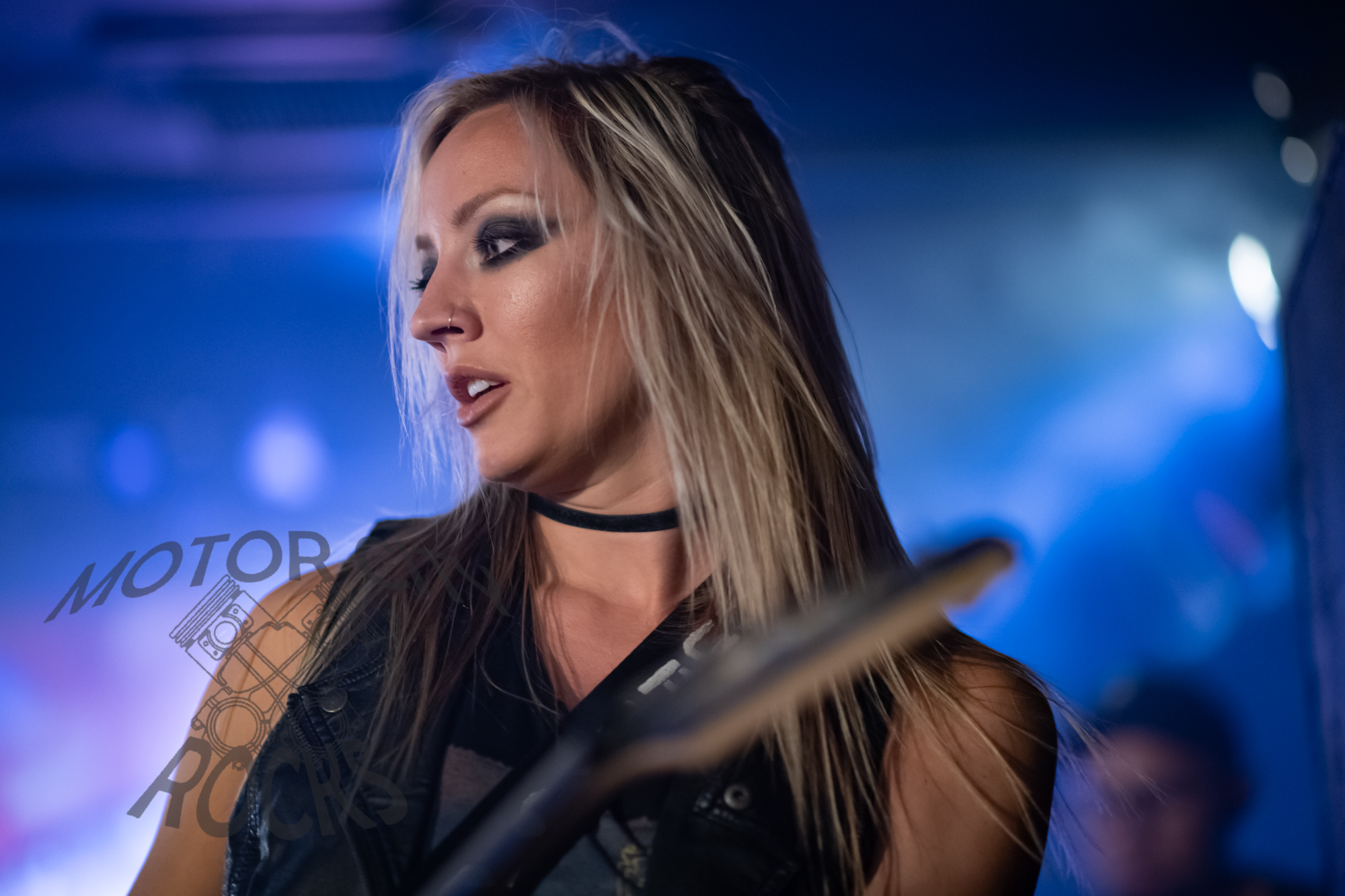 Nita Strauss, Token Lounge, May 24 2019